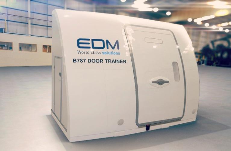 EDM wins B787 Door Trainer order with major US airline & EDM wins B787 Door Trainer order with major US airline | EDM Ltd pezcame.com