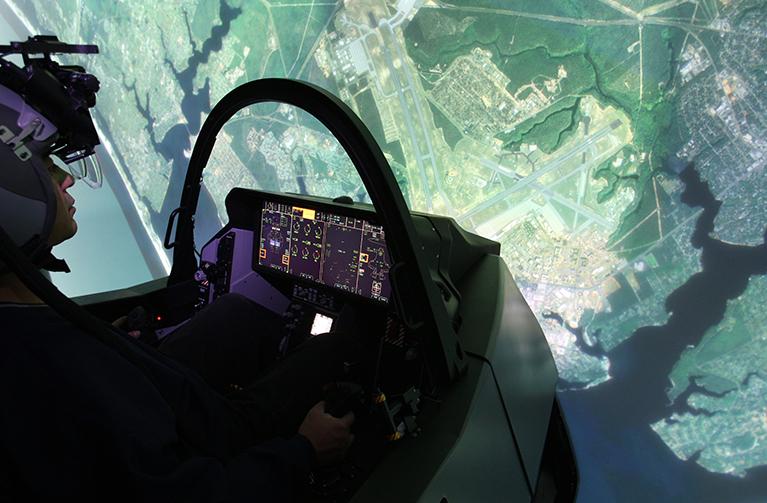 F-35-Full-Mission-Simulator-LM