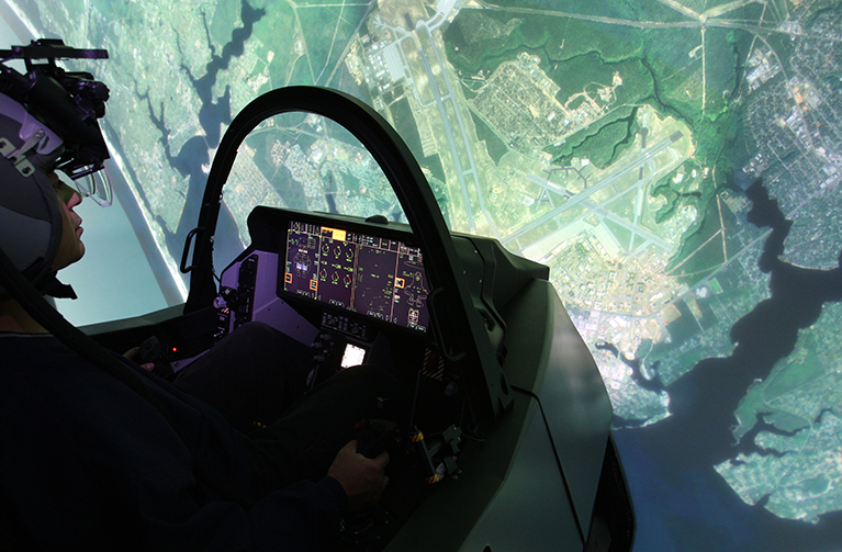 F-35-Full-Mission-Simulator-LM WITH EDM LTD
