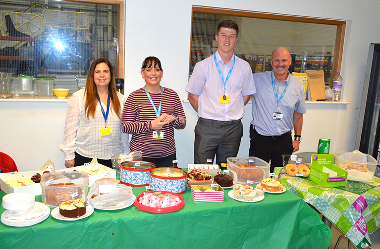 EDM_Macmillan Coffee Morning