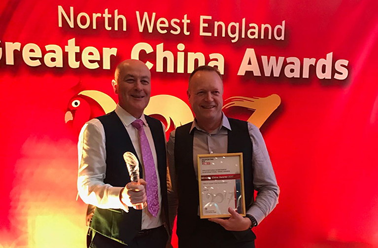 EDM wins China Business Award 2017