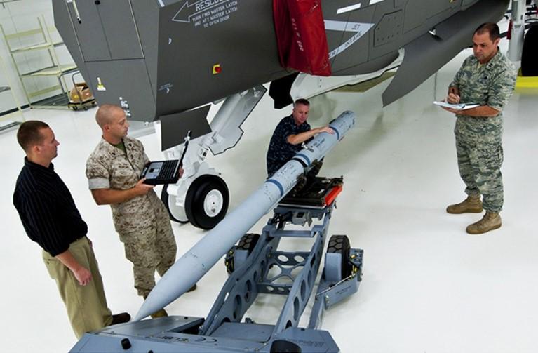 EDM WLT Lockheed Martin