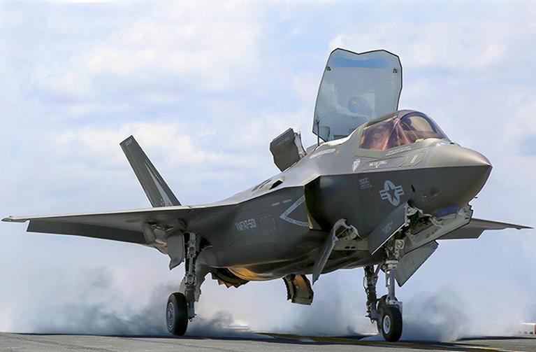 F-35B simulator_EDM