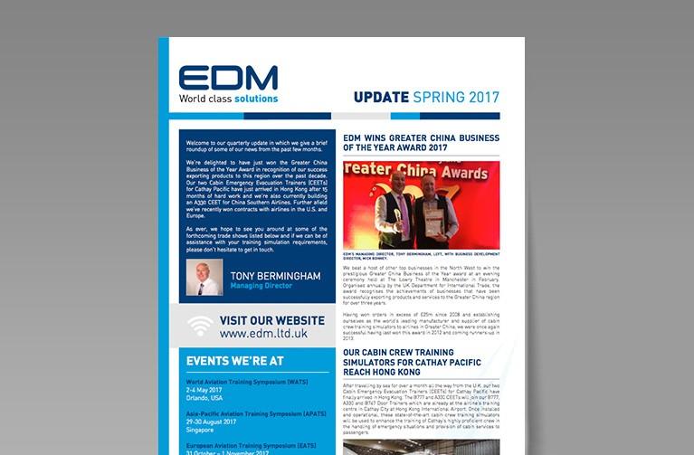 EDM Update_Spring 2017
