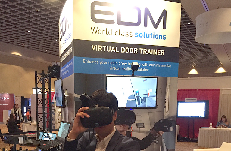 EDM's Virtual Door Trainer