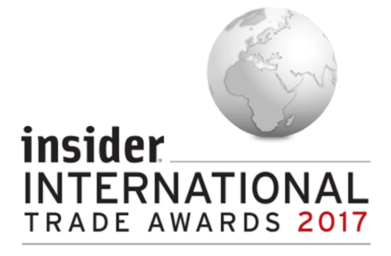 EDM LTD INSIDER INTERNATIONAL TRADE AWARDS