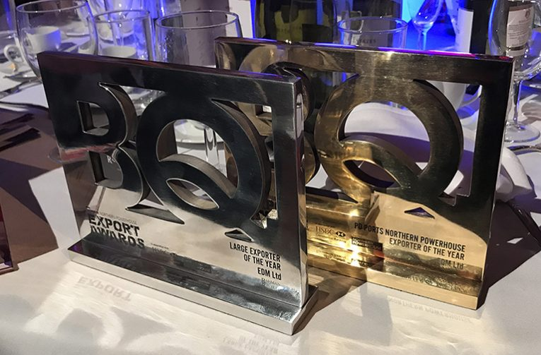 Northern Power House Export Award 2018