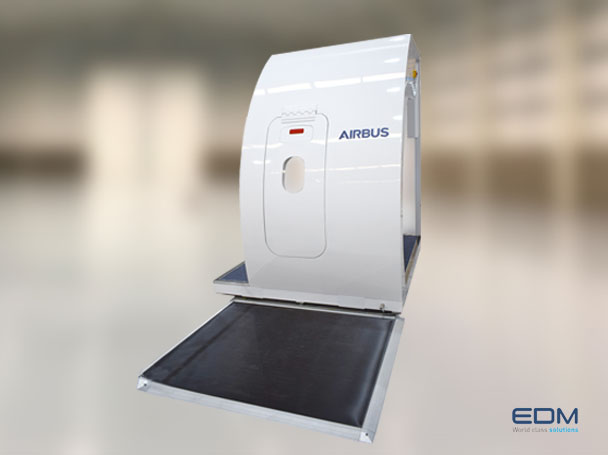 ARBUS DOOR TRAINER SUPPLIED BY EDM LTD