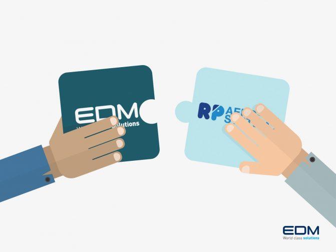 EDM LTD ACQUISITION WITH RP