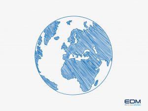 EDM LTD BLUE WORLD