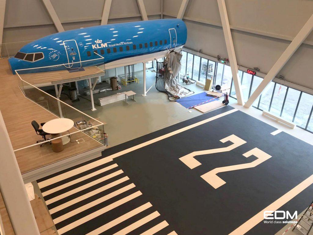 EDM LTD KLM 2
