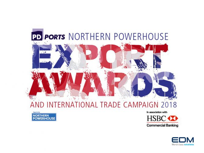 EDM LTD WIN HSBC AWARD
