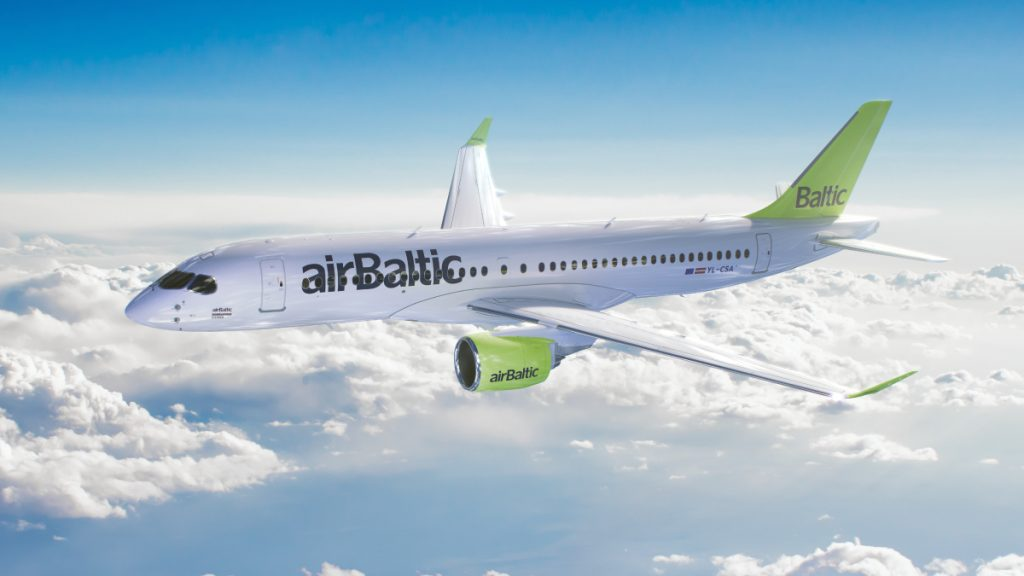 airbaltic EDM Ltd door trainer